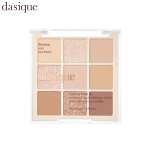 DASIQUE Shadow Palette #07 Milk Latte 8.0g