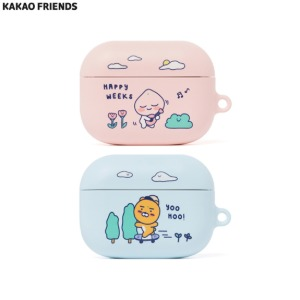KAKAO FRIENDS Airpods Pro Case Happy Week 1ea