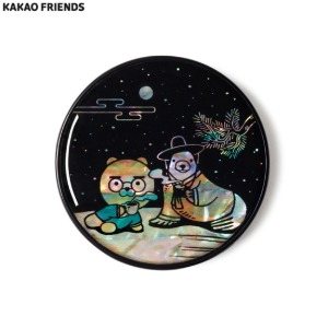 KAKAOFRIENDS Ryan X Fritz Edition Cell-Phone Grip 1ea