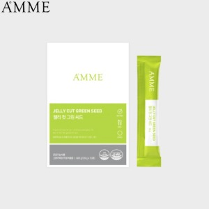 AMME Jelly Cut Green Seed 600g