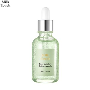 MILK TOUCH Green Apple Pore Collagen Ampoule 40ml