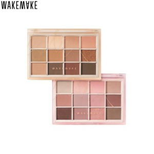 WAKEMAKE Soft Blurring Eye Palette 10g