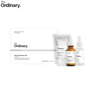 THE ORDINARY No-Brainer Set 3items