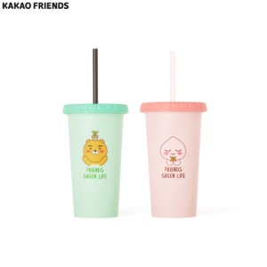 KAKAOFRIENDS Reusable Ice Cup 1ea