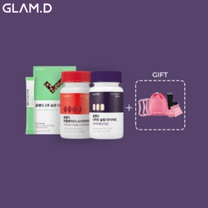 GLAM.D 24 Hours Diet Set 3items