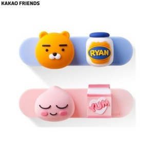 KAKAOFRIENDS Magnetic Cable Holder 1ea
