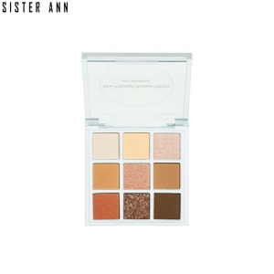 SISTER ANN New Attempt Shadow Palette 9g