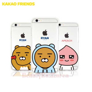 KAKAO FRIENDS 10Items Cutie Jelly Phone Case,KAKAO FRIENDS
