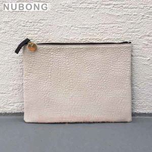 NUBONG Two face Clutch Embossed,NUBONG