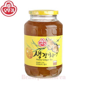 OTTOGI Honey Ginger Tea 500g,OTTOGI