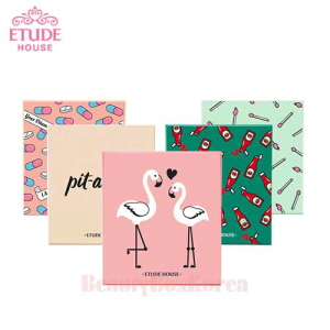 ETUDE HOUSE Eyeshadow 4Color Palette 1ea[Online Excl.],ETUDE HOUSE