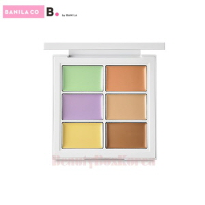 B BY BANILA  CC IT Radiant Color Palette 9.5g,B.by Banila