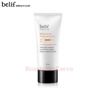 BELIF UV Protector Multi Sunscreen SPF50+ PA+++ 30ml,BELIF