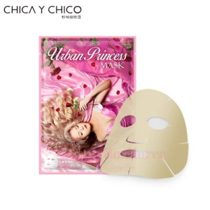 CHICA Y CHICO Urban Princess Mask 27ml,CHICA Y CHICO