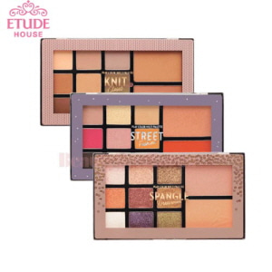 ETUDE HOUSE Play Color Multi Palette 1g*9 3.5g*2,ETUDE HOUSE