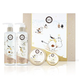 HAPPY BATH Winter Forest Special Gift Set,HAPPY BATH