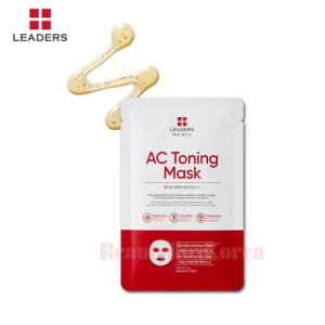 LEADERS Mediu AC Toning Mask 23ml,LEADERS