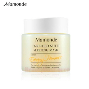 MAMONDE Enriched Nutri Sleeping Mask 100ml,MAMONDE