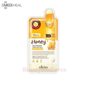 MEDIHEAL Miclan Honey Nutrient Enriched Mask 25ml,MEDIHEAL