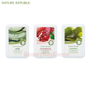 NATURE REPUBLIC Real Fresh Modeling Mask 55g,NATURE REPUBLIC
