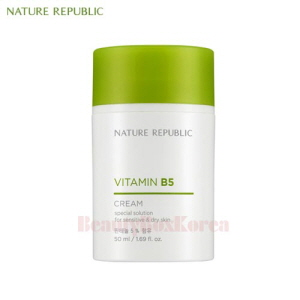 NATURE REPUBLIC Vitamin B5 Cream 50ml,NATURE REPUBLIC