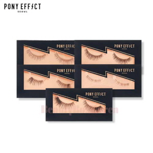 PONY EFFECT Effective Eyelashes 1ea,PONY EFFECT