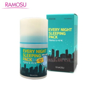 RAMOSU Every Night Lifting Up Sleeping Pack 50ml,RAMOSU