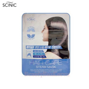SCINIC Hair Care Steam Pack 15ml+7ml,SCINIC