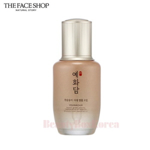 THE FACE SHOP Yehwadam Heaven Grade Ginseng Ampoule Oil 45ml [WS],THE FACE SHOP