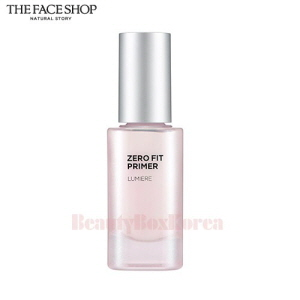 THE FACE SHOP Zero Fit Primer Lumiere 30ml,THE FACE SHOP
