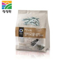 CHUNGJUNGWON Anchovy Teabag Flavouring 10g*8ea,CHUNG JUNG ONE