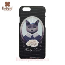 FLABONI Hearty Sweet Royal Skinny Case Black,FLABONI