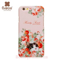 FLABONI Hearty Sweet Skinny Case Flower Garden,FLABONI
