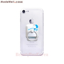 MADEWELL-CASE Doraemon 4 Items Cutie Phone Ring,MADEWELL-CASE