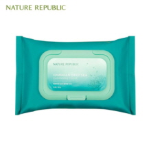 NATURE REPUBLIC Hawaiian Deep Sea Cleansing Tissue 30ea,NATURE REPUBLIC