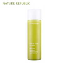NATURE REPUBLIC White Vita Floral Emulsion 150ml,NATURE REPUBLIC