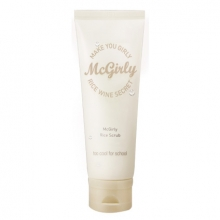 TOO COOL FOR SCHOOL McGirly Rice Scrub 80ml,TOO COOL FOR SCHOOL
