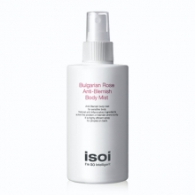 ISOI Bulgarian Rose Anti Blemish Body Mist 200ml,Own label brand
