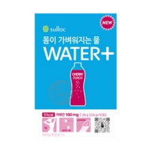 OSULLOC Lighter Body Water+ Happy Sweet 30Sticks,O'SULLOC