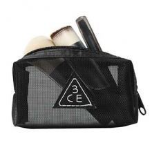 3CE MESH BRUSH KIT (Black) 1ea,3CE