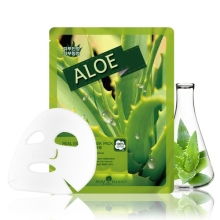 MAY ISLAND Real Essense Aloe Mask Pack 25ml,MAYISLAND