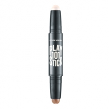 ETUDE HOUSE Play 101 Stick Contour Duo 1.7g*2 [01 Highlighter + Shading],ETUDE HOUSE