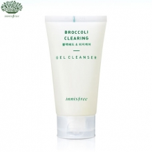 INNISFREE Broccoli Clearing Gel Cleanser 100ml ,INNISFREE