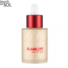 TOUCH IN SOL Flawless Skin Top Coat 35ml,TOUCH IN SOL