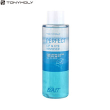 TONYMOLY Blast Perfect Lip & Eye Remover 250ml,TONYMOLY