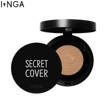 INGA Secret Cover Cushion SPF50+/PA+++ 15g,I'NGA