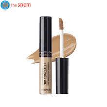 THE SAEM Cover Perfection Tip Concealer - Countour Beige 6.5g,THE SAEM