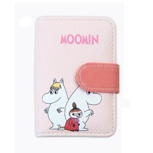 MOOMIN Nail Care Kit - Card type (6 items with case),MOOMIN