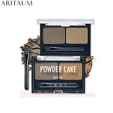 ARITAUM IDOL Brow Powder Cake 4g,ARITAUM