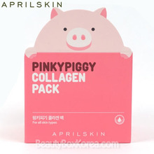 APRIL SKIN Pinky Piggy Collagen Pack 100g,APRIL SKIN